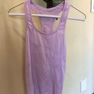 Lululemon Running Tanktop- Swiftly Tech Racerback